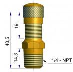 Вентиль TRJ 671 S-4030-1