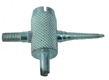 Инструмент для правки резьб вентилей груз шин S-4259-1